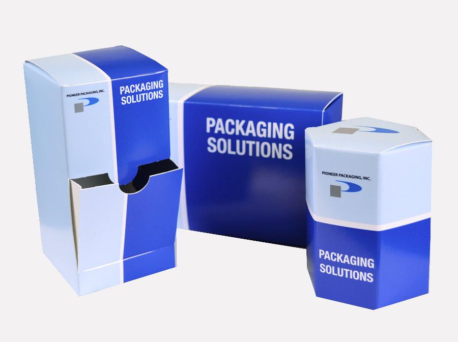 Folding carton designs