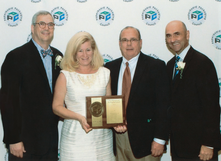 Paperboard Packaging Council Award